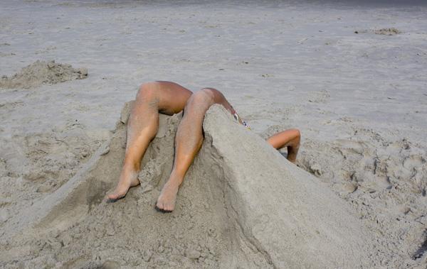 sandmound